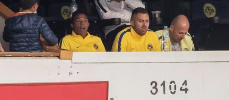 Andrés Ibargüen y William Da Silva no jugarán en el Clásico.