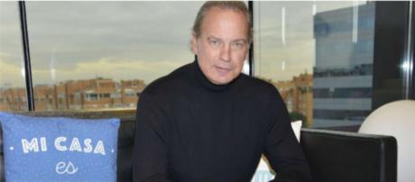 Bertín Osborne, cantante y presentador