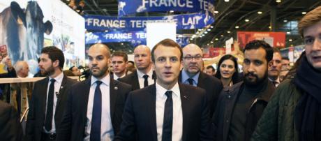 Réforme de la SNCF: quand Emmanuel Macron évoque André, son grand ... - free.fr