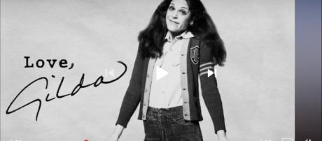 The documentary about comedian Gilda Radner will premiere at The 2018 Tribeca FIlm Festival. Image Credit: You Tube screencap.