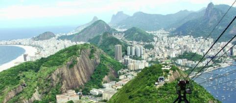 Travel in Brazil Image credit - Pixabay
