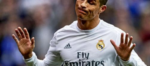 a Cristiano Ronaldo no le gusta nada la idea