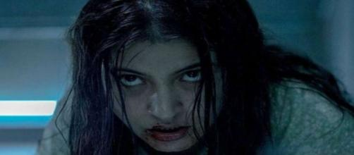 Anushka Sharma in 'Pari' - (image Credit: NDTV/ Youtube Screencap)