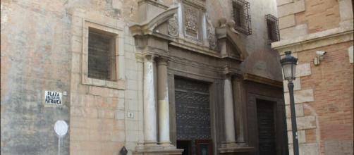 COSAS DE HISTORIA Y ARTE: IGLESIA o COLEGIO DEL CORPUS CHRISTI o ... - blogspot.com