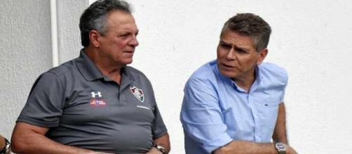 Depois de perder para o Avaí, Fluminense se prepara para encarar o Volta Redonda pelo Carioca (Foto: Mailson Santana/Divulgação FFC)