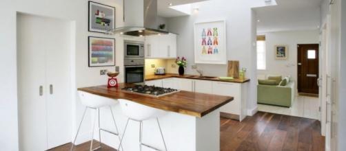 Diseños interiores para casas pequeñas Foto de decoración interior ... - bertiers.com