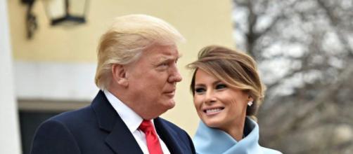 Melania Trump está bajo fuego después de un tweet sobre Historia de la Mujer Mes