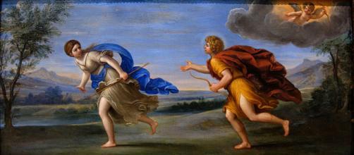 El acoso de Apolo a Dafne que hizo que esta dejara de vivir