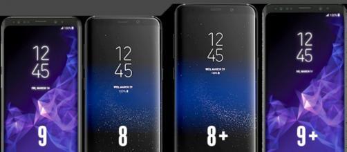 Samsung: presentati i nuovi modelli S9 e S9+