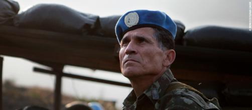 General Carlos Alberto dos Santos Cruz, se manifestou sobre a crise de segurança no RJ