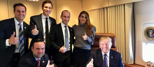 Hope Hicks resigns following recent Russia investigation The White House via wikimedia