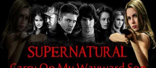 Promocional de la serie Supernatural