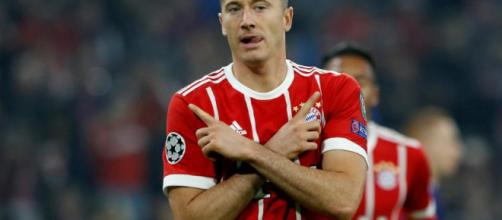 Lewandowski podria llegar al United