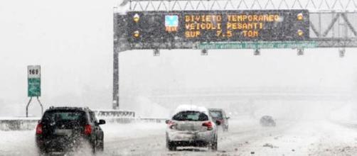 Meteo | Previsioni 25 e 26 febbraio 2018 | Neve | Autostrade - today.it