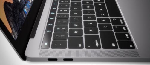Nuove conferme per la barra OLED della tastiera dei MacBook ... - smartworld.it