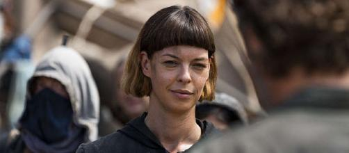 Personagem Jadis em ''The Walking Dead''
