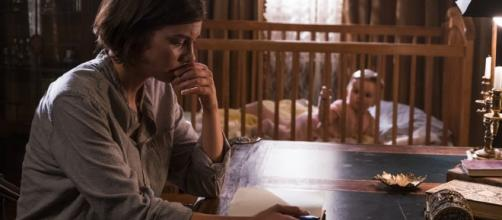 Personagem Maggie Greene em ''The Walking Dead'', interpretada pela Lauren Cohan