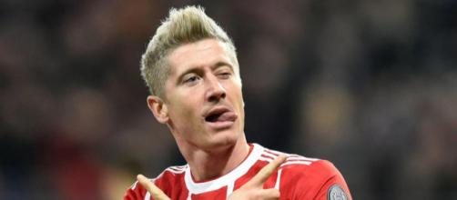 Lewandowski is a striker that would be on the radar of every top club in Europe ... image- thesun.co.uk