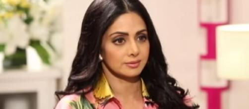 The Legendary Sridevi in Her Own Words | Virtuosity | CNN News18 - Image credit CNN-News18 | YouTube