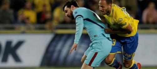 Un tropiezo del Barcelona antes de ir a jugar con el Atletico -Depor