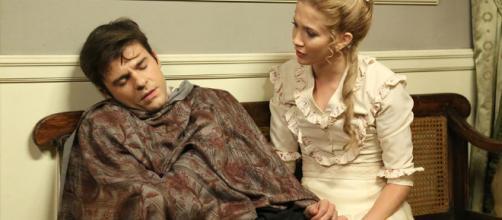 Una Vita, anticipazioni: Simon malato, colpa di Elvira