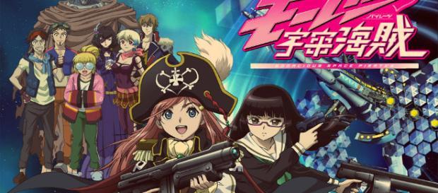 Bodacious Space Pirates the anime