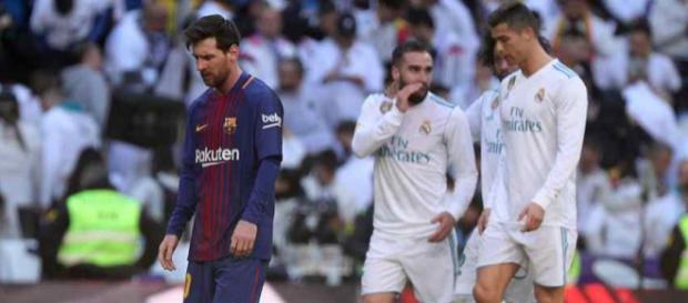 Cristiano Ronaldo não está convencido do negócio do Real
