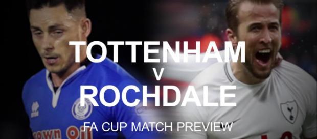 El Tottenham golea y avanza - Evening Standard