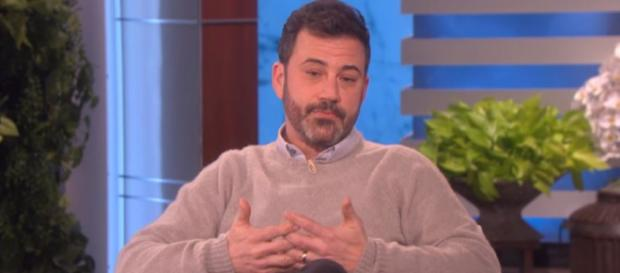 Ellen Surprises Jimmy Kimmel with a Dedication to His Son - image credit - TheEllenShow | YouTube
