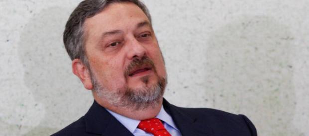 Ex-ministro do PT, Antonio Palocci