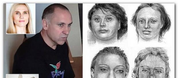 Fostul polițist Evgeny Chuplinsky, a fost găsit vinovat pentru uciderea și mutilarea a 19 prostituate - Foto: Daily Mail ( © The Siberian Times)