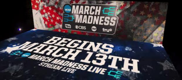 Get ready for March Madness! [image source: NCAA March Madness/YouTube screenshot]