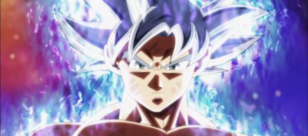 Goku Instinto Superior Dominado.