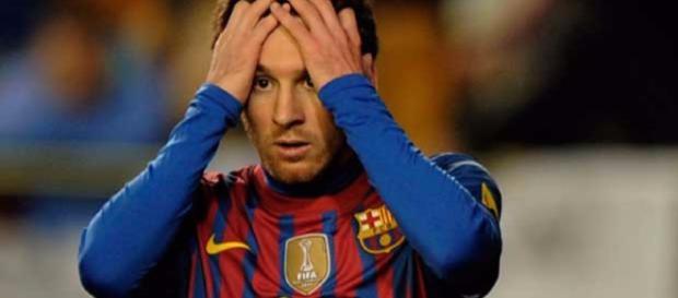 Messi no le gustó el desempeño del ultimo 11 titular, que disputó el juego contra las Palmas