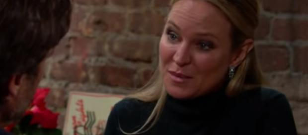 Nick moves in with Sharon (Image via 'The Young and the Restless'/Youtube).