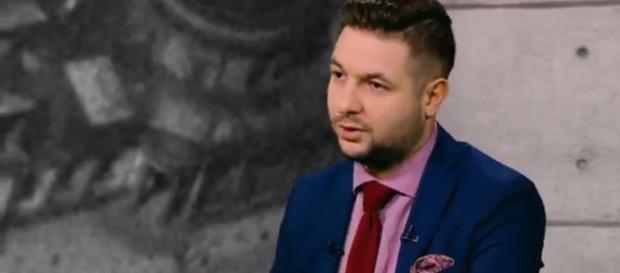 Patryk Jaki stanowczo bronił wypowiedzi premiera Morawieckiego (fot. polskaracja.com)