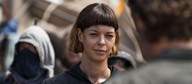 Personagem Jadis em ''The Walking Dead''