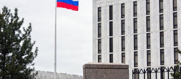 Selon l'ambassade russe à Washington, les USA agissent en Syrie ... - sputniknews.com