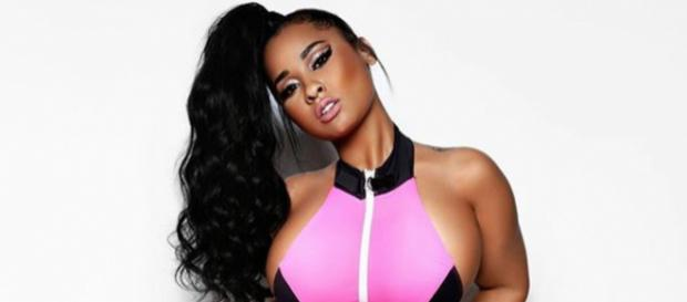 Tammy Rivera is changing up the swimwear game with T-Rivera. [Image via Tammy Rivera/Instagram]