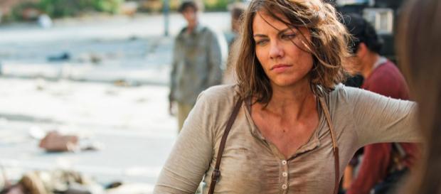 'The Walking Dead': Lauren Cohan prête à quitter la série ?