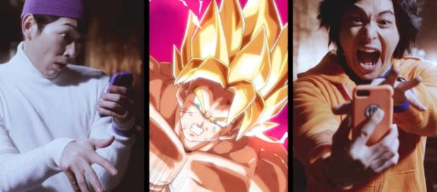 Weltneuheit Dragon Ball Z - Neues Kartenspiel für den Mobilmarkt angekündigt