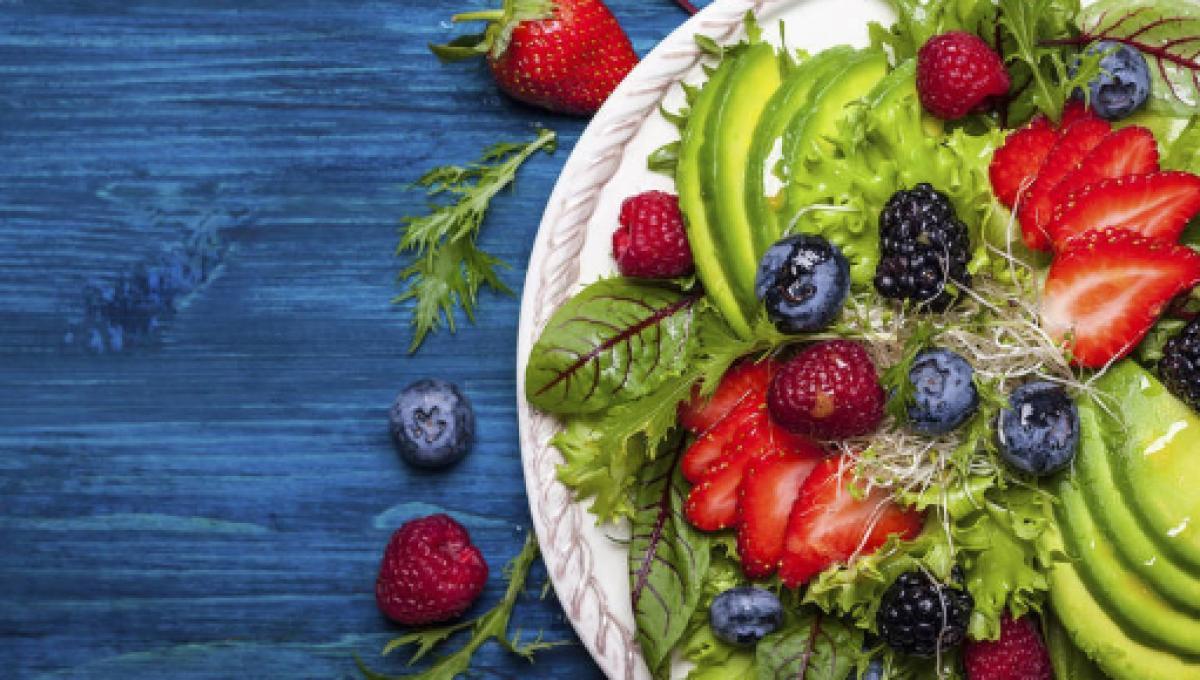 Alimentos para bajar de peso y quemar grasa
