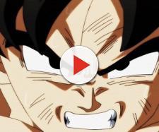 Dragon Ball Super Goku esta en aprietos