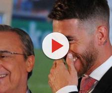Sergio Ramos felicita al nuevo fichaje de Florentino Pérez (y ... - diariogol.com
