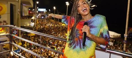 Anitta falou sobre morte de Marielle