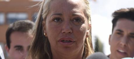 Belén Esteban quiere ver a Toño Sanchís en la cárcel.