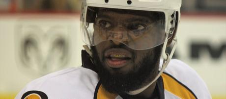 PK Subban is having a spectacular second season with the Predators - Michael Miller via Wikimedia Commons