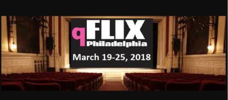 qFLIX Philadelphia Premieres 24th Annual LGBTQ+ Film Festival - (Photo via: qflixphilly.com)