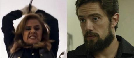 Rafael e Sophia virão inimigos em 'O Outro Lado do Paraíso'