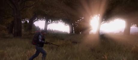 Scene from the 'DayZ' trailer. - [Dean Hall / YouTube screencap]